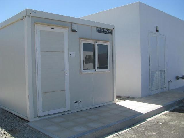 Δύο isobox από την  Περιφέρεια Πελοποννήσου σε ισάριθμα Κέντρα Υγείας