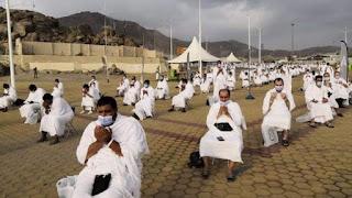 BUKAN JUBIR PEMERINTAH: Tentang Pembatalan Haji 2021
