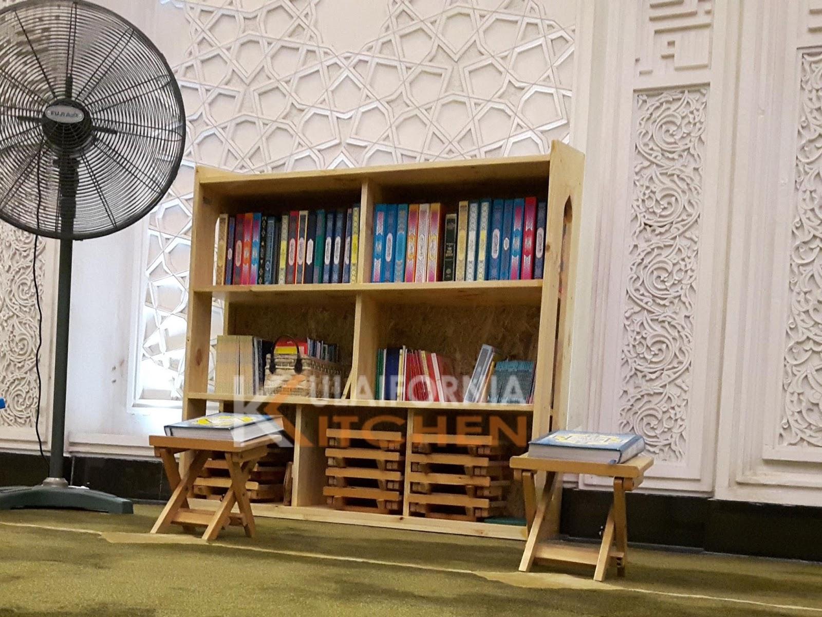 Furniture and kitchen cabinet: Kedudukan rak Al-Quran ...