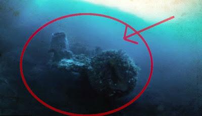 Pesawat alien di Segitiga Bermuda