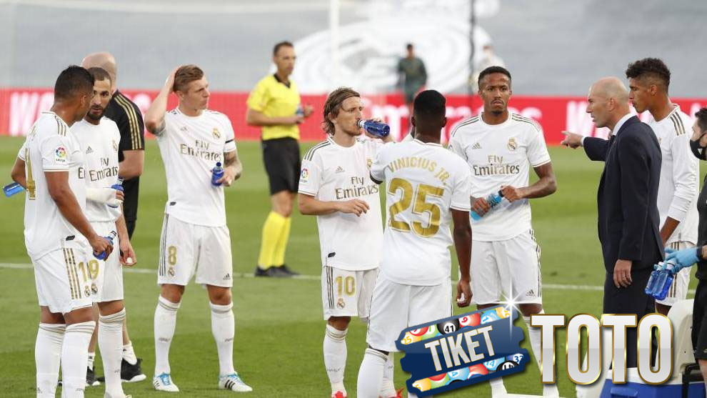 Drama yang Tak Disangka-sangka Oleh Team Real Madrid