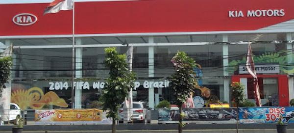 Kia Siloam Soekarno Hatta 1 Dari Daftar Dealer Mobil Kia Di Bandung