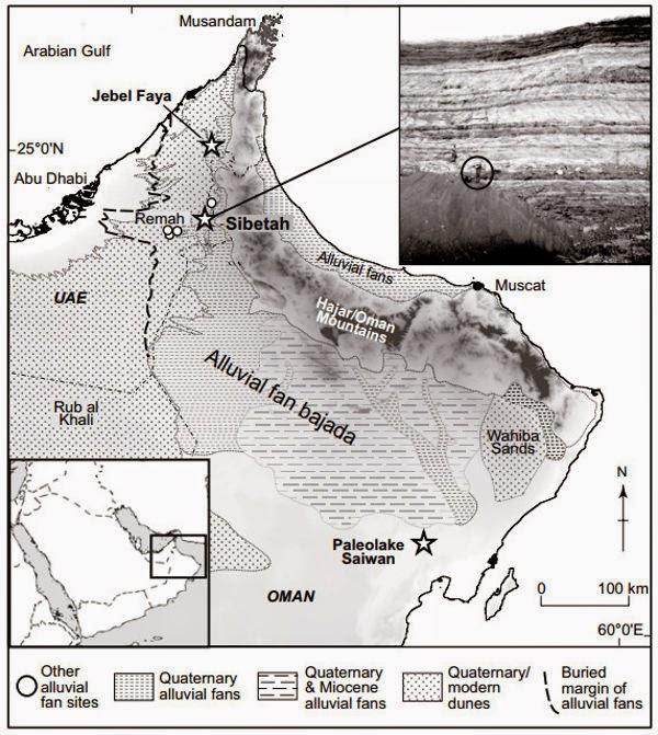 Peta migrasi manusia