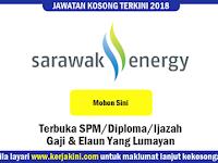 Jawatan Kosong Sarawak Energy 2018 - Terbuka SPM/Diploma/Ijazah