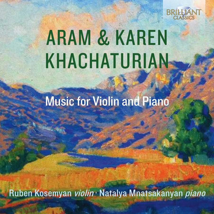 Gapplegate Classical-Modern Music Review: Aram & Karen