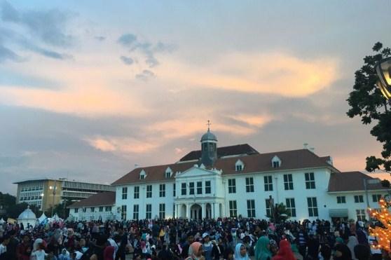 5 Tempat Bisa Dikunjungi Untuk Isi Waktu di Jakarta