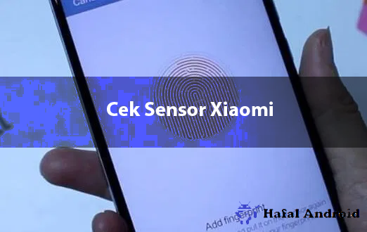 √ 6+ Langkah Mudah Cek Sensor Xiaomi Berbagai Bagian!