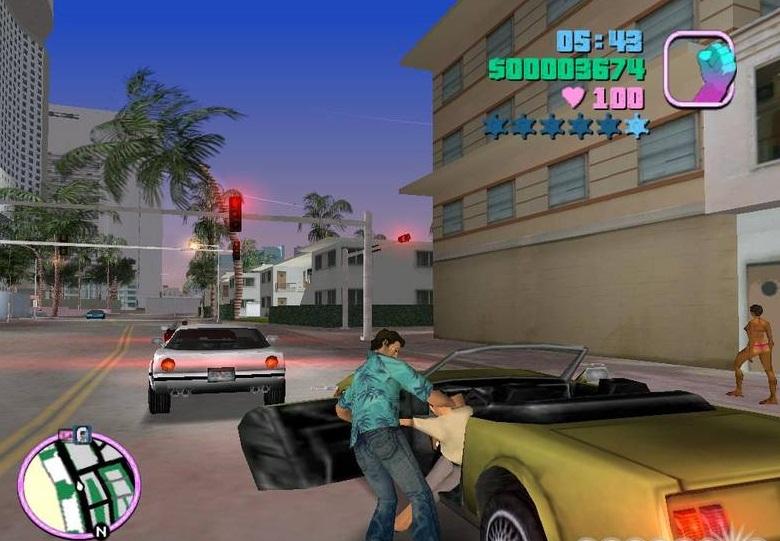 gta vice city crack download no cd