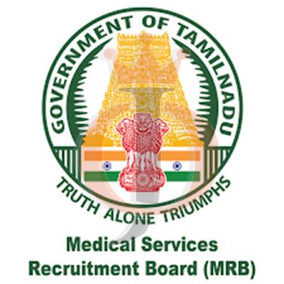 TN MRB Recruitment 2020