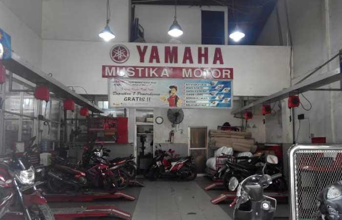 Alamat Dealer Yamaha di Jombang