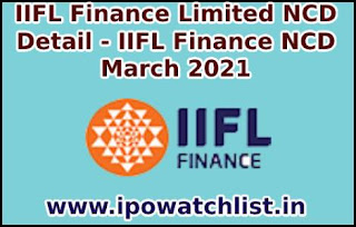 IIFL Finance NCD