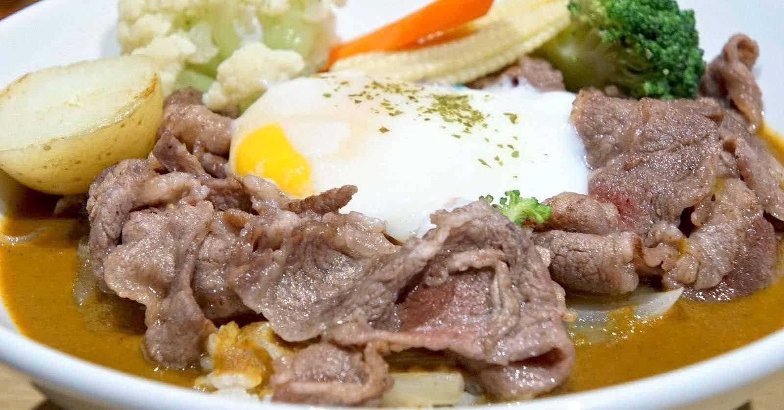 [台南][中西區] Hi!咖哩|燒烤×咖哩的美饌|食記