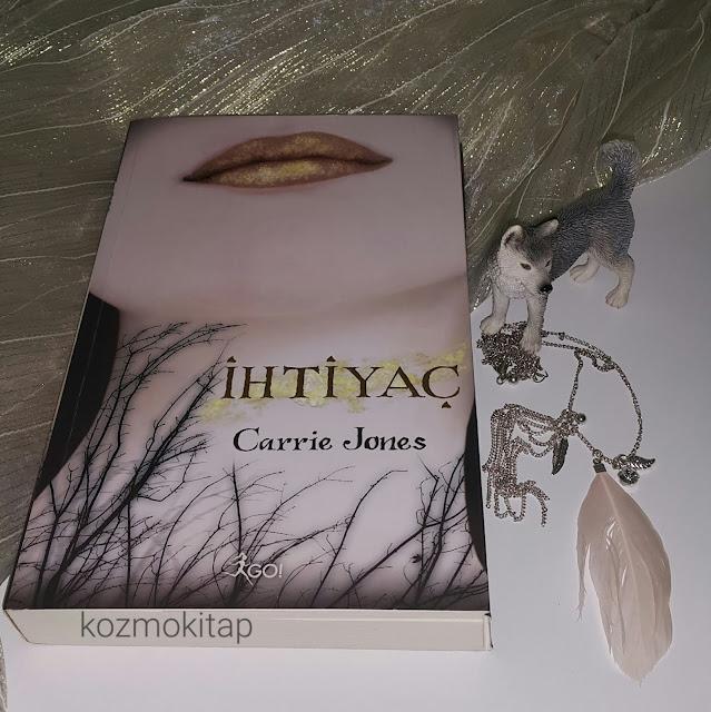 İhtiyaç - Carrie Jones