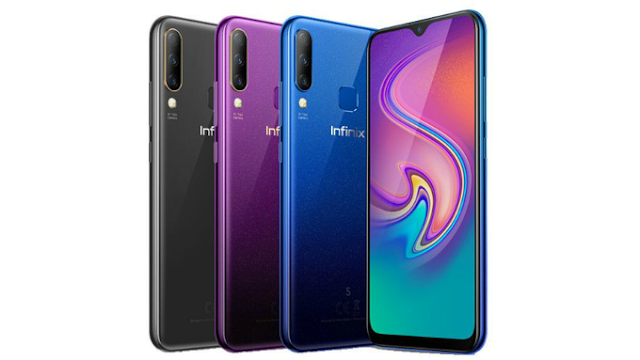 Infinix S4 with 32MP selfie launched in India at Rs. 8,999
