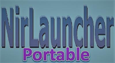 جميع منتجات شركة NirLauncher في برنامج واحد محمول مجانا