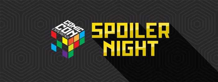 CCXP 2017 | Fomos conferir a Spoiler Night