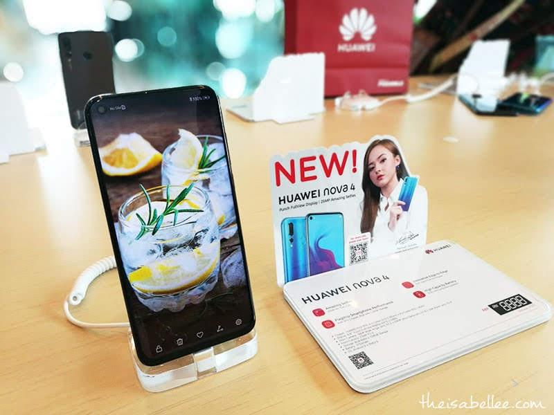 Huawei nova 4 launch in Malaysia