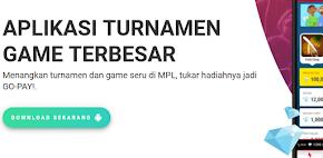 Main game dapat uang dalam bentuk saldo Gopay !
