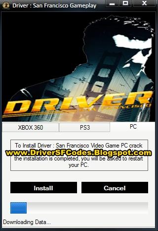 Driver San Francisco Download Driver San Francisco Codes For