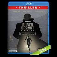 Ruben Brandt, coleccionista (2018) BRRip 720p Audio Dual Latino-Ingles