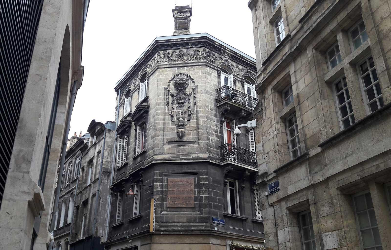 Bordeaux petite rue