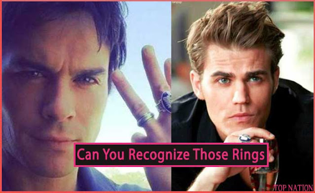 Only a True Vampire Diaries Fan Can Recognize Those Rings