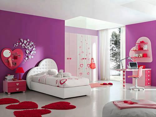 Fabulous Teenage Girls Bedroom ideas