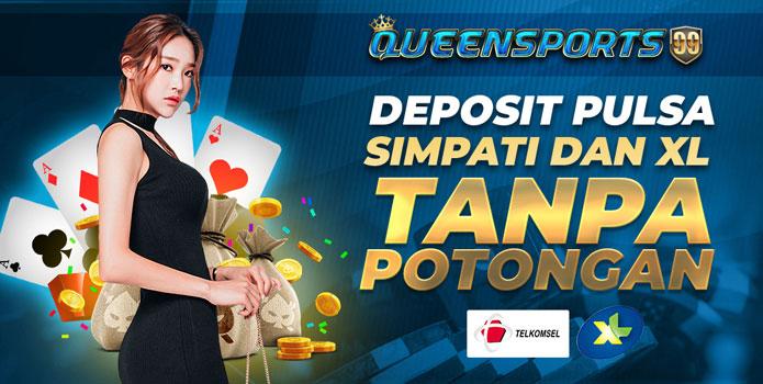 Agen Judi Online Slot Deposit Pulsa Tanpa Potongan
