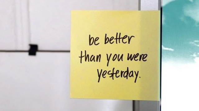Become Better Than You Are