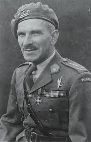 General Stanislaw Sosabowski  Commander of the 1st Polish Independent Parachute Brigade