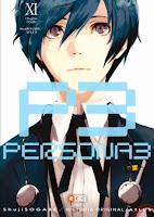 Persona 3 #11 (Shuuji Sogabe) - ECC Ediciones