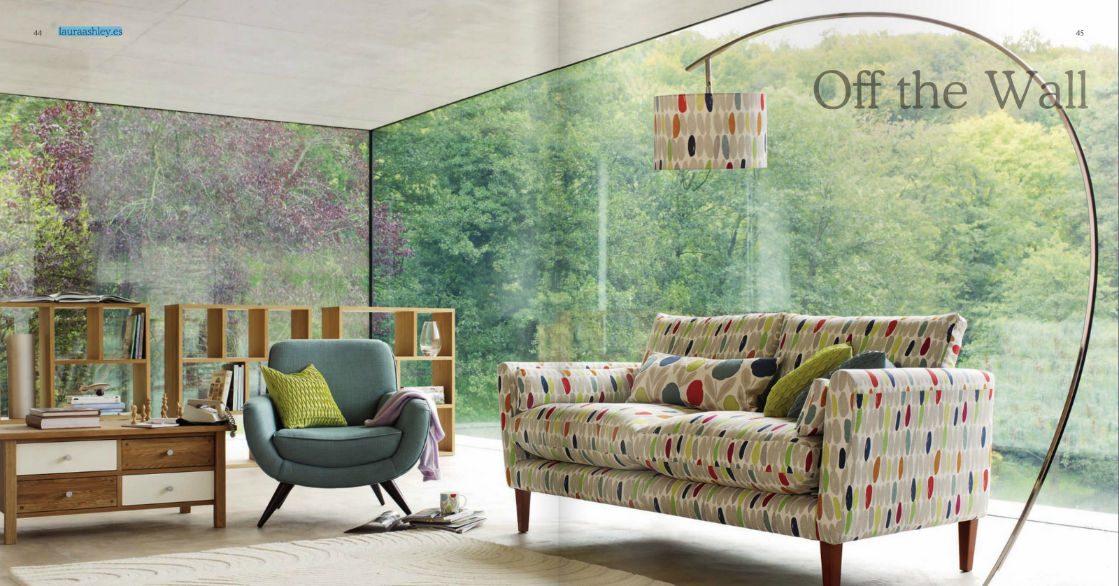 Laura Ashley Muebles Decoramos Con Laura Ashley Estudio Lota