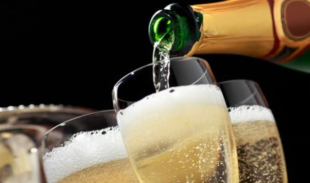 Tomar champagne ayuda a mejorar la memoria