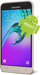 samsung j3 2016 root tanpa pc