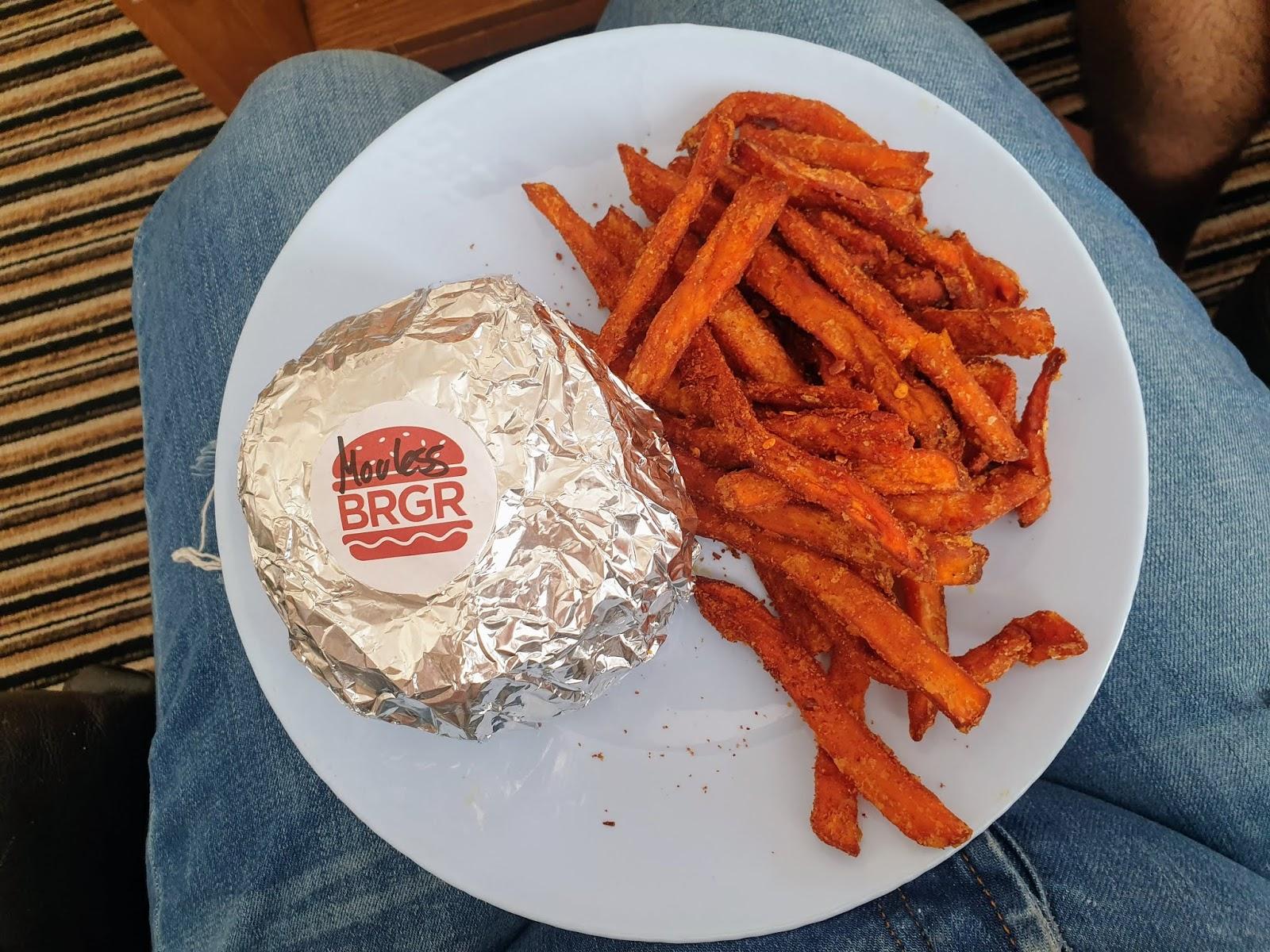 BRGR : Review vegan