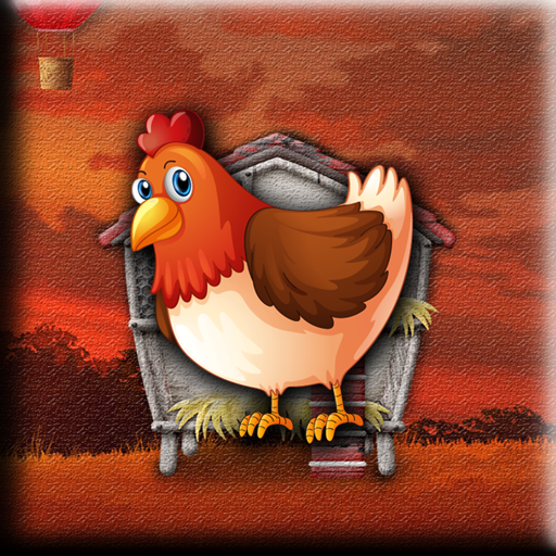Brahma Chicken Escape Wal…