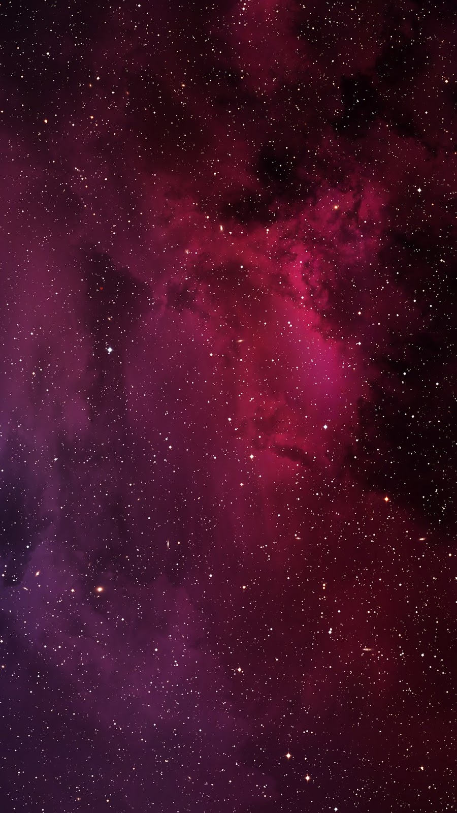 Reddish stars