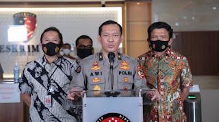 HRS Akan Langsung Ditangkap Setibanya di Indonesia? Ini Kata Polri