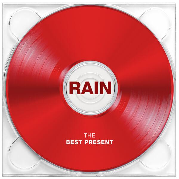 RAIN (비) – The Best Present (최고의 선물) ((Prod. By PSY) Lyrics