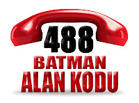 0488 Batman telefon alan kodu