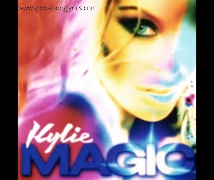 Kylie Minogue - Magic Song