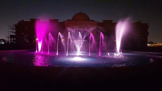 beautiful fountain