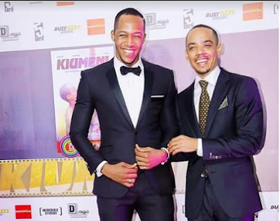 "Tanzania's Idris Sultan And Ernest Napolean To Star In a Hollywood Film "" The Blue Mauritius"""