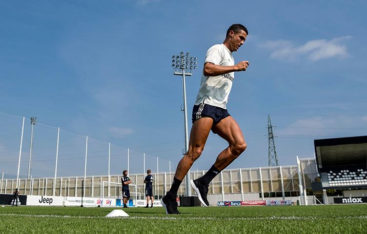 """Ronaldo: """"Radimo na planu da pokorimo Italiju, Evropu i svijet!"""""""
