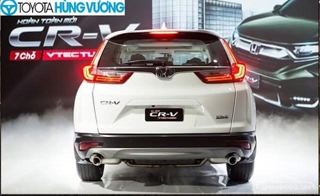 So sánh đánh giá Toyota Fortuner và Honda CR-V ảnh 6