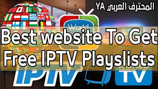 Best free iptv daily website m3u playlists worldwide lists