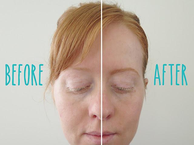 DIY Zero Waste Eyebrow Powder and Eyeshadow From The Pantry