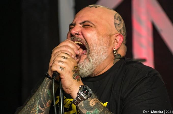 Noise Knob: live especial terá shows do Ratos de Porão, Dead Fish, Glória e outros nomes do Hardcore nacional