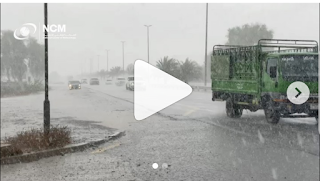 Breaking: Dubai Uses Technology to Create Rain As Effort to Cool the City's Hot