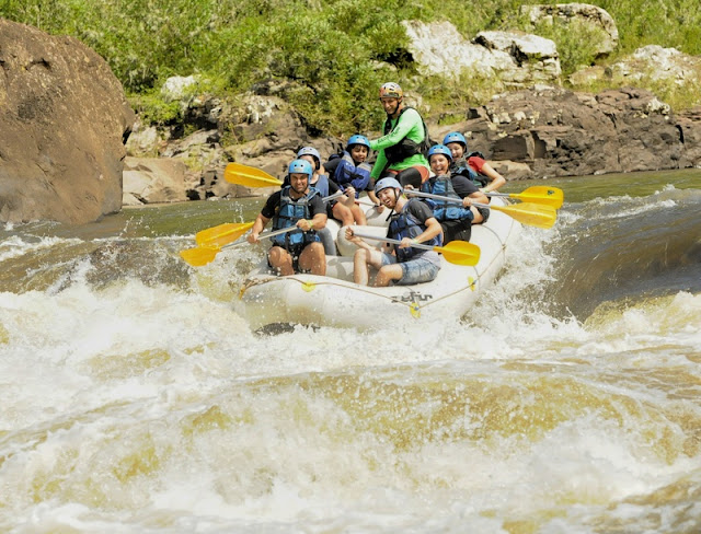 rafting Nova Roma do Sul